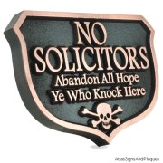 Abandon Hope Solicitors - Copper