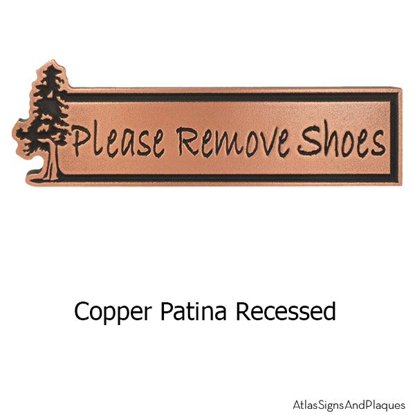 Evergreen Remove Shoes - Copper