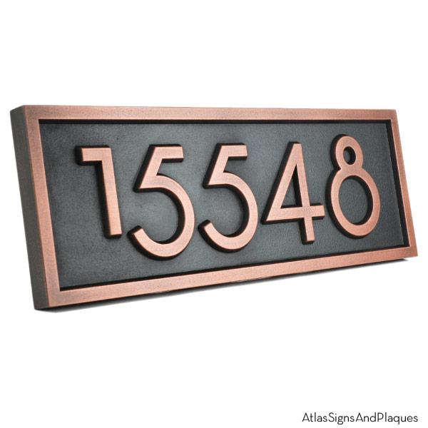 Grado Gradoo Numbers ONLY! - Copper