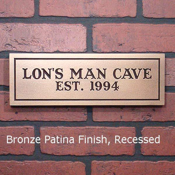 The Man Cave - Bronze
