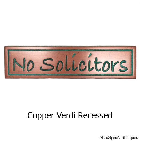 Mini Bradley No Solicitors - Copper Verdi