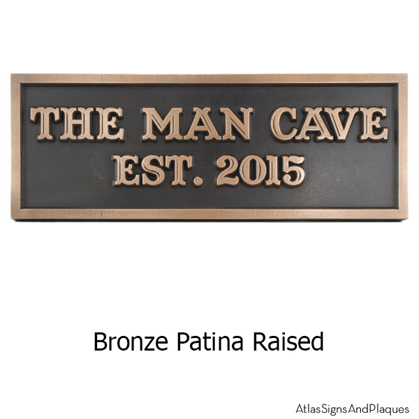 The Man Cave - Bronze