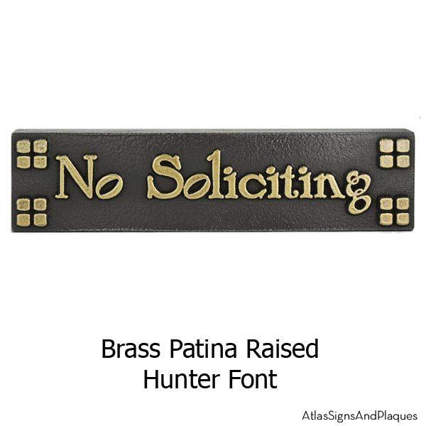 Craftsman Mini - Brass Hunter Font