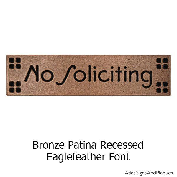 Craftsman Mini - Bronze Eaglefeather Font