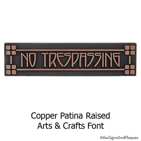Craftsman Mini - Copper Arts and Crafts Font