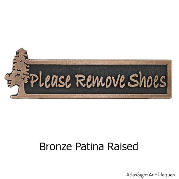 Evergreen Remove Shoes - Bronze