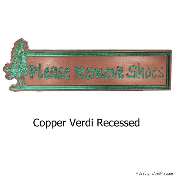 Evergreen Remove Shoes - Copper Verdi