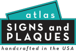 Atlas Signs and Plaques