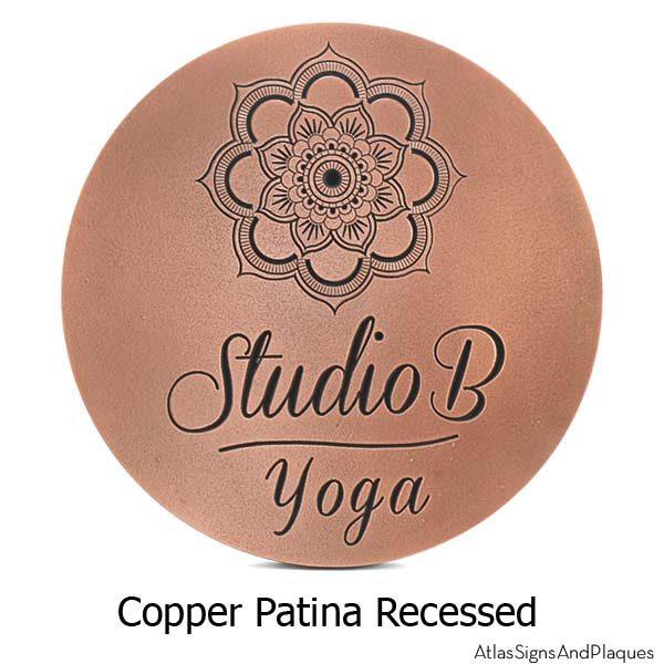 Custom Logo - Copper