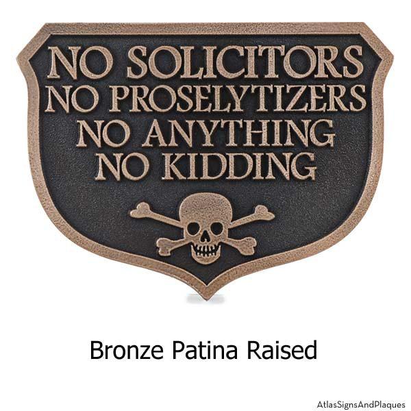 No Kidding Solicitors - Bronze