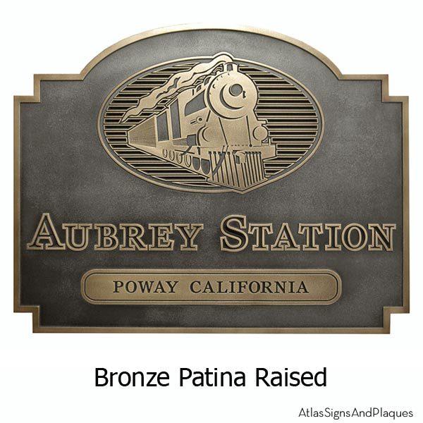 Custom Logo - Bronze