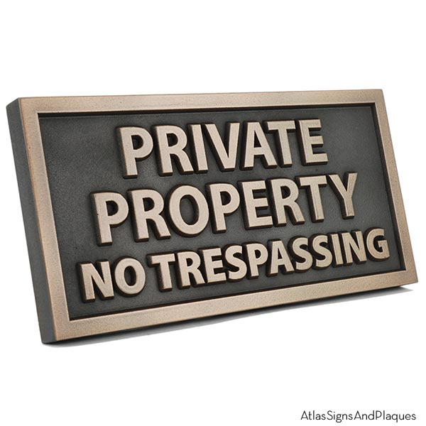 NO PHOTOGRAPHY IN THIS DIRECTION Metal Sign 4 Private Property No Trespassing