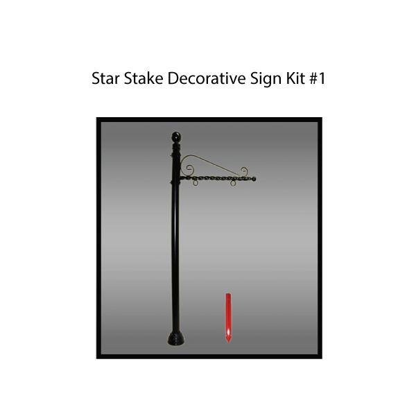Star Stake Kit #1
