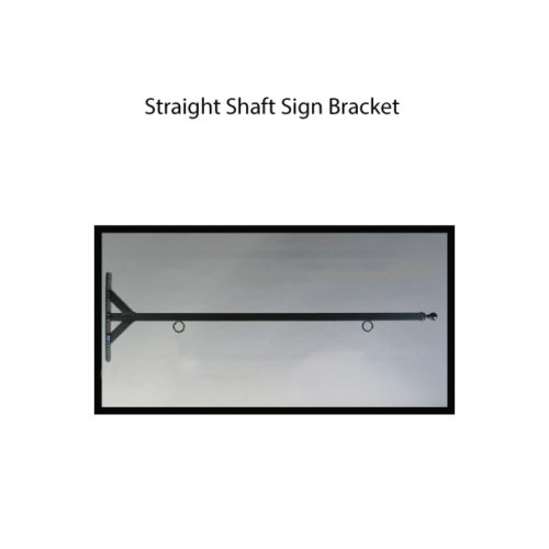 Straight Shaft Bracket