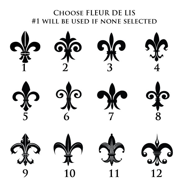 Stanton Marker - Fleur Options