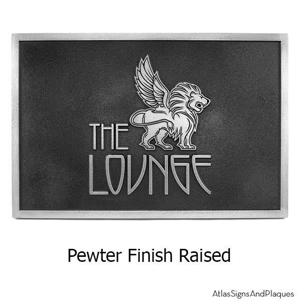 Custom Logo - Pewter