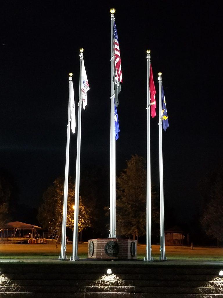Gower Veterans Memorial