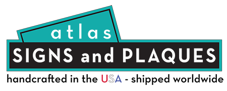 Atlas Signs and Plaques Logo