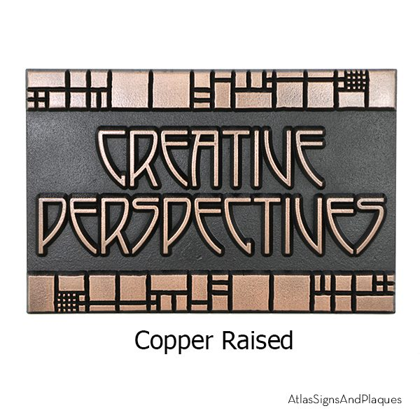 Batchelder Copper Raised