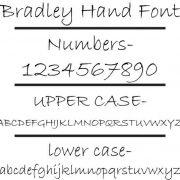 Bradleyfontcard