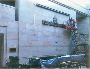 Beginning of the Installation