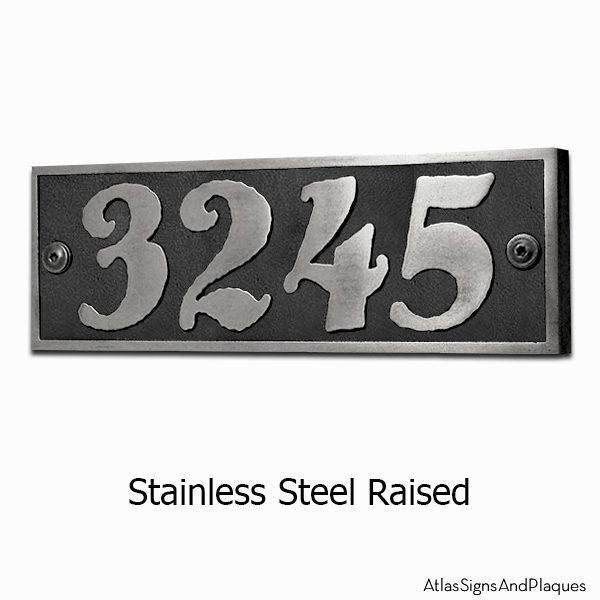 Stainless Steel Raised Calypso