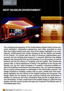 United States Capitol Visitor Center Project