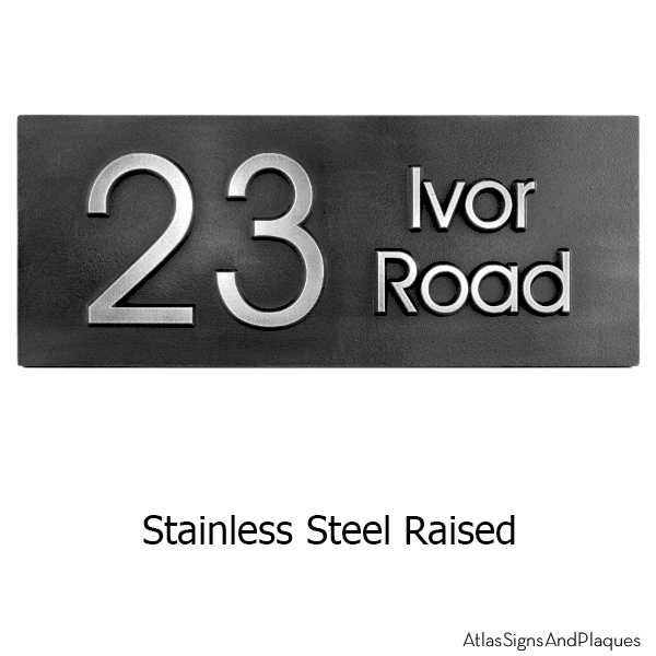 Stainless Steel Modern Advantage