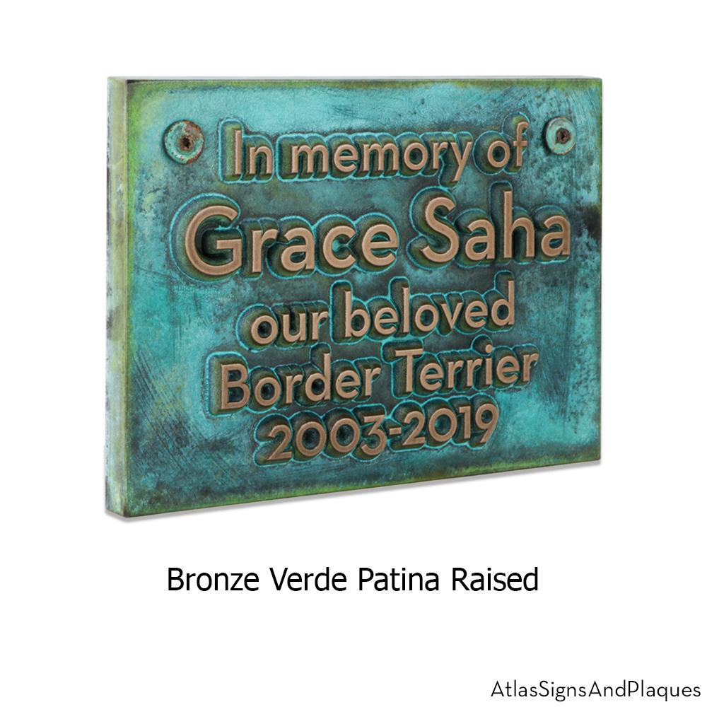 phrase plaque