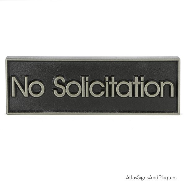 Ready to Ship No Solicitation