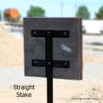 48″ STRAIGHT ground stake-stake ships separate (+68)