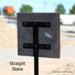 48″ STRAIGHT ground stake-stake ships separate (+60)