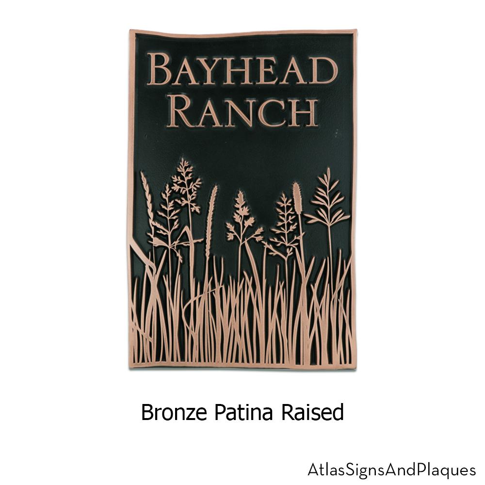 tallgrass prairie sign