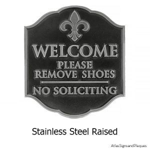 Remove Shoes Stainless Steel
