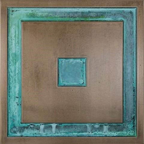 Bronze Verdi (Blue/Green)