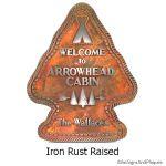 Arrowhead - Iron Rust