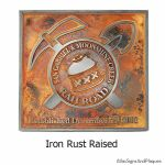 Custom Logo - Iron Rust