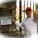 """Thanks for the quality work and the tad bit of humor and fun along the way. I will be sure to spread the word as we """"span the globe"""" delivering the message of Atlas Signs and Plaques."""