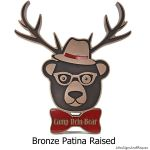 ReinBear - Bronze with Painted Options