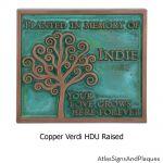 Planted in Memory of Indie Copper Verdi Gallery
