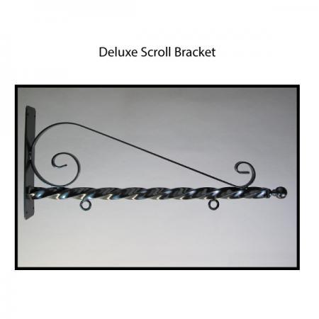 Deluxe Scroll Bracket