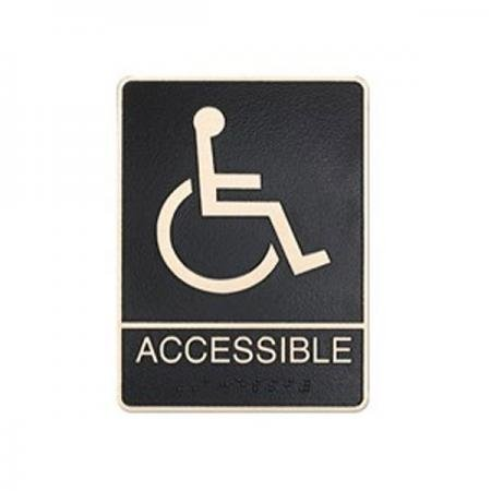 Wheelchair Accessible Sign