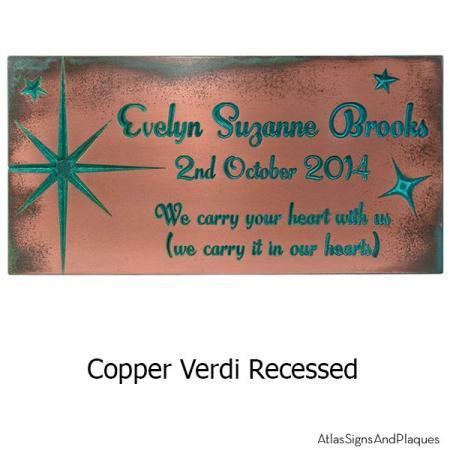 Celestial Sign - Copper Verdi