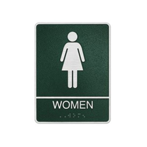 Restroom Sign Women