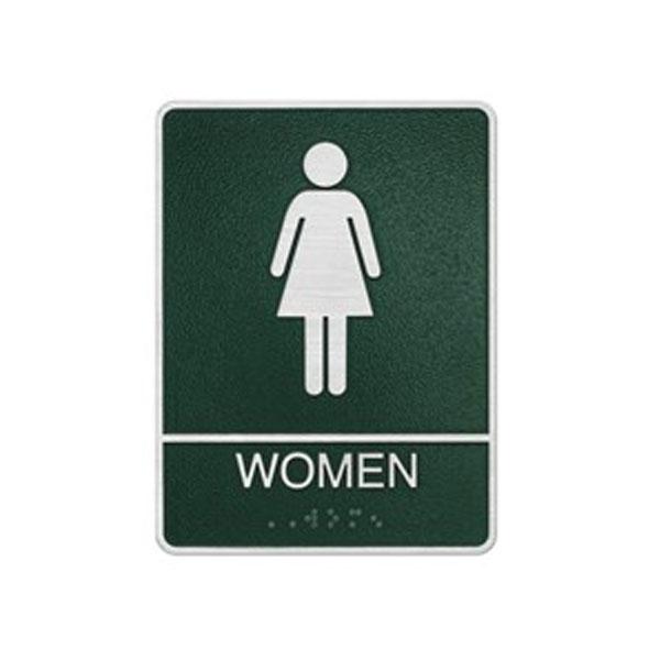 Restroom Sign Women