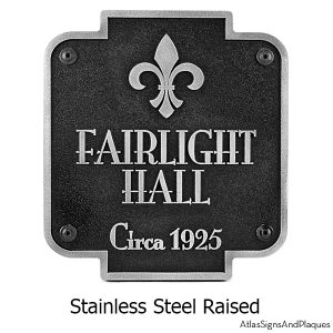 Stainless Steel Stanton Marker