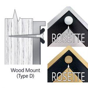 Wood Mount